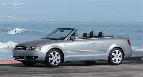 2005 Audi A4 Cabriolet by Audi A4 Cabriolet Specs 2002 2003 2004 2005