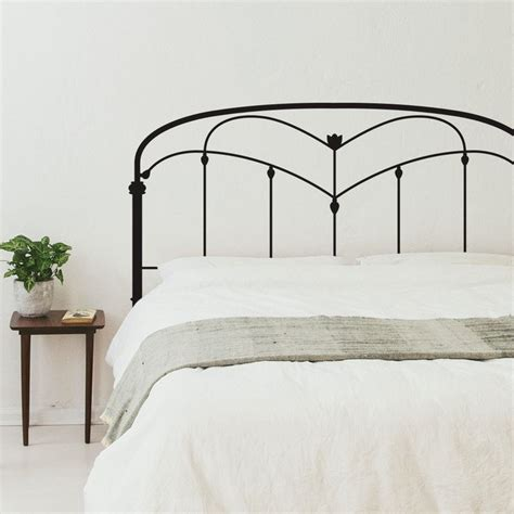Bed Frame Wall Decal - 17 best ideas about headboard decal on wall