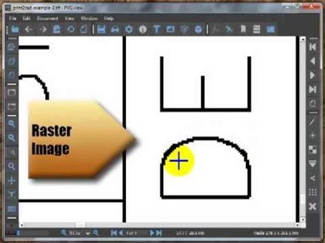 raster to vector tutorial insert tiff into autocad with raster to vector funnydog tv