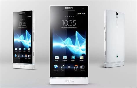 sony android phone sony xperia s android phone gadgetsin