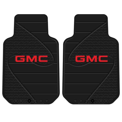Home Depot Floor Mat by Gmc Heavy Duty Vinyl 31 In X 18 In Floor Mat 001457r01 The Home Depot