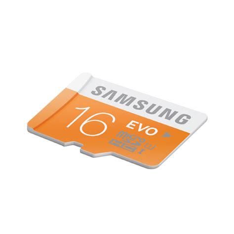 Samsung Evo Microsdhc 16gb Adapter Class 10 48mbs T0210 5 samsung microsdhc evo class 10 48mb s 16gb mb mp16d bulk packaging jakartanotebook