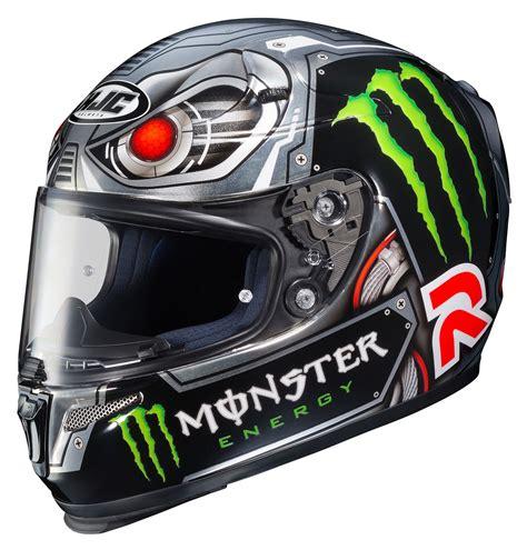 Helm Helmet Hjc Rpha 10 Pro Speed Machine Lorenzo Helmet Revzilla