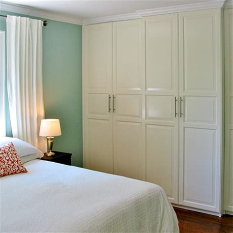 Bedroom Paint Ideas by Home Dzine Bedrooms Revamp Built In Bedroom Cupboard Or