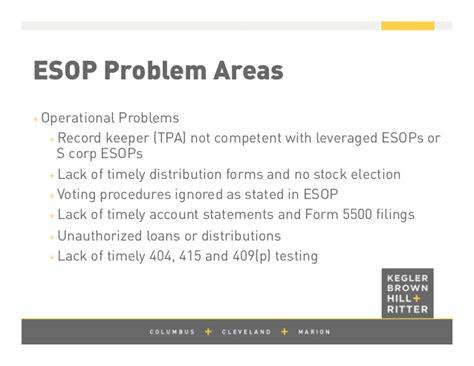 section 1042 esop esop business model