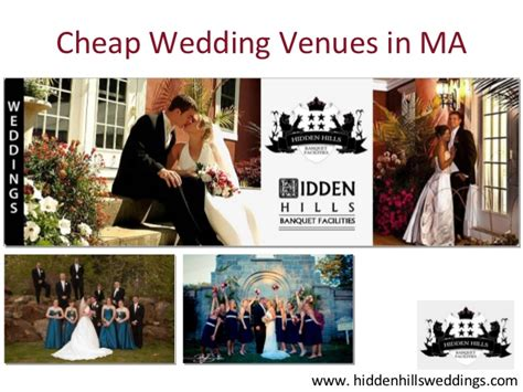 cheap wedding venues plymouth inexpensive wedding venues in ma navokal