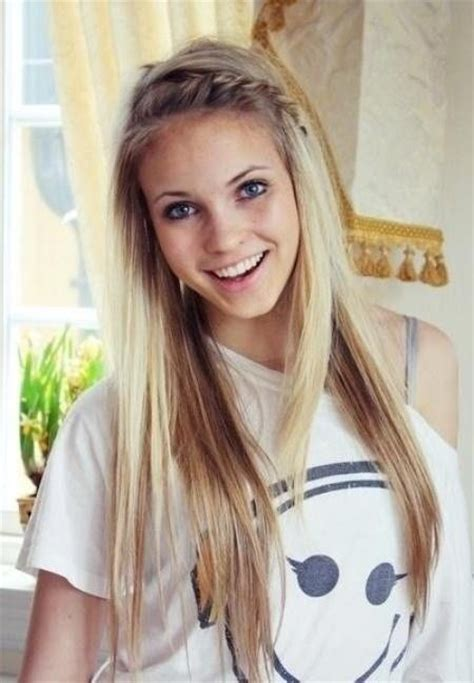 hairstyles for school long straight hair 21 great layered hairstyles for straight hair 2018