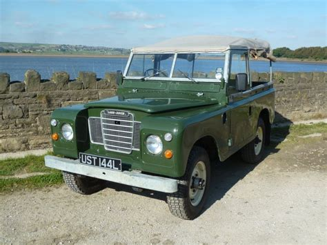 land rover tax ust 144l tax exempt 1972 land rover series 3 soft top
