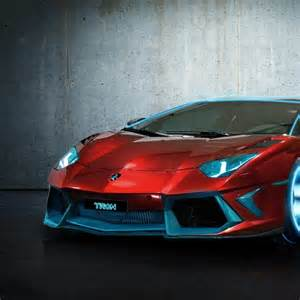 Lamborghini Neon Wallpapers 1024x1024 Lamborghini