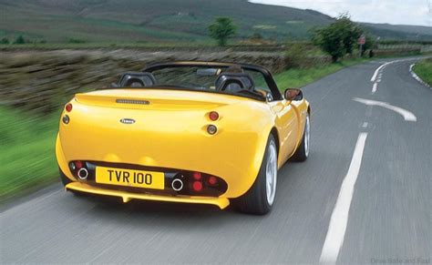 Tvr Player Tvr Revival By Gordan Murray Imminent Drive Safe And Fast