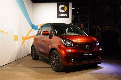 used smart car nyc new york 2015 2016 smart fortwo debuts in america