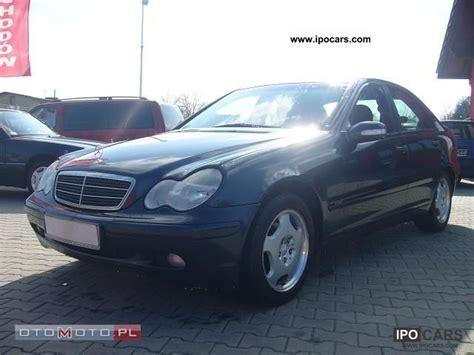 old car manuals online 2003 mercedes benz c class auto manual 2003 mercedes benz c 200 classic car photo and specs
