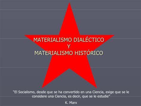 imagenes materialismo historico materialismo dial 233 ctico y materialismo hist 243 rico