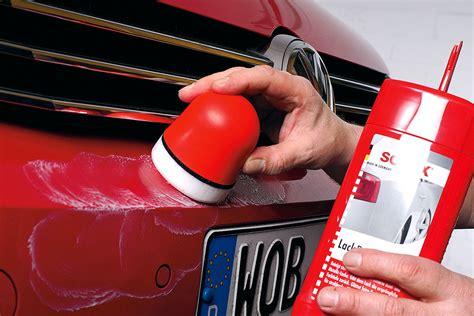 Lack Ausbessern Polieren by Auto Polieren Lacksch 228 Den Ausbessern Bilder Autobild De