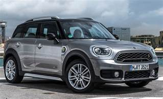 official mini cooper s e countryman all4