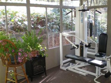 sunroom gym sunroom patio home