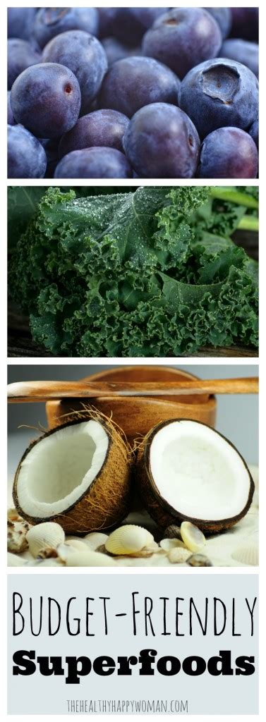 What Exactly Are Superfoods budget friendly superfoods the healthy happy