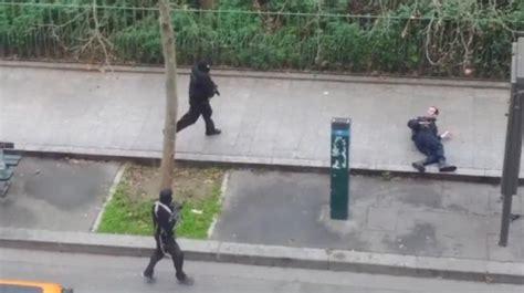 imagenes fuertes del atentado en francia atentado en francia el momento de los disparos videos
