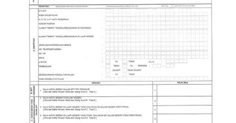Surat Kuasa Tax Amnesty by Contoh Surat Kuasa Tax Amnesty Word Contoh Waouw