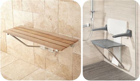 wet room bench help advice shower seats grab rails making your