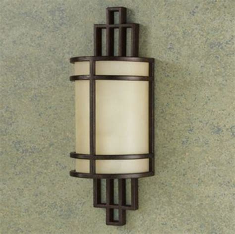 stairway sconces deco wall sconce light glass l modern stairway