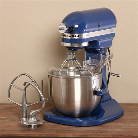 KitchenAid KSM500QBW Blue Willow Heavy duty Plus Bowl lift