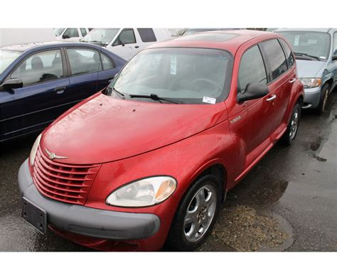 2001 Chrysler Pt Cruiser Limited Edition by 2001 Chrysler Pt Cruiser Limited Edition 4 Door Hatchback