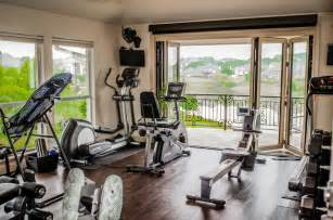 Spare Bedroom Decorating Ideas home gym traditional home gym