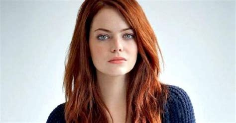 big actors and actresses list of the hottest red head actresses
