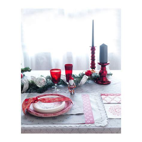 ikea piatti e bicchieri decorazioni natalizie in cucina la tavola per le feste la