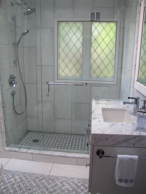 bathroom flooring solutions 10 design smart solutions for small bathrooms custom shower enclosure with vertical