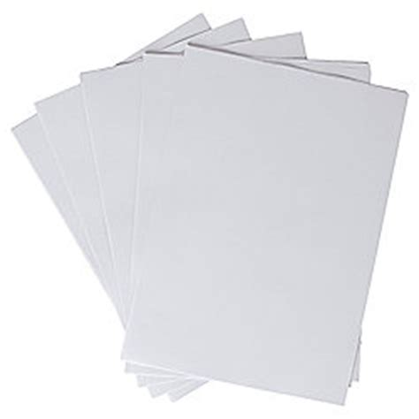 sticker printing paper tesco buy tesco a4 extra white 90gsm paper 500 sheets from our