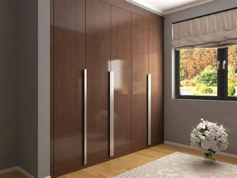 Wardrobe Handle by 2016 New Design High Glossy Lacquer Wardrobe Wiith