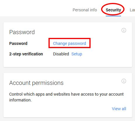 gmail reset link how to change or update your gmail password technical forum