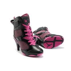 march 2013 nike 6 high heels