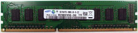 Ram Laptop Samsung 1gb m378b2873fhs ch9 samsung 1gb pc3 10600u ddr3 ram dimm memory ebay