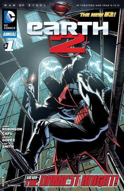 Komik Stormwatch Vol 2 Enemies Of Earth Dc Comics earth 2 volume 1 annual 1 batman wiki fandom powered