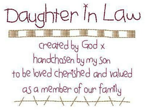 I love my future daughter in law   Quotes & Sayings