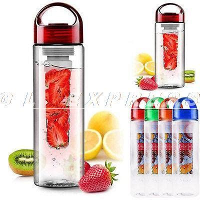What To Detox Bpa by S New 700ml Fruit Infuser Water Bottle Infusion Bpa Free