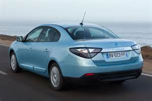 Renault Fluence Sport List Of Production Battery Electric Vehicles The