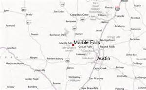 map of marble falls guide urbain de marble falls