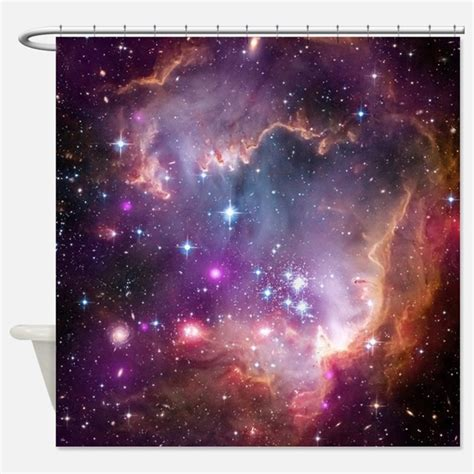 galaxy shower curtain galaxy shower curtains galaxy fabric shower curtain liner
