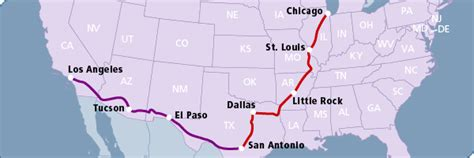 amtrak texas eagle route map texas eagle landscape voice