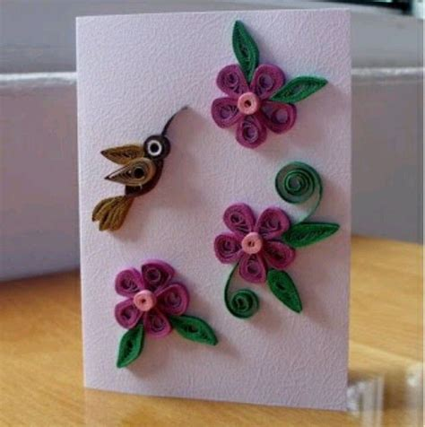 Handmade Card Design Ideas - easy diy birthday cards ideas and designs