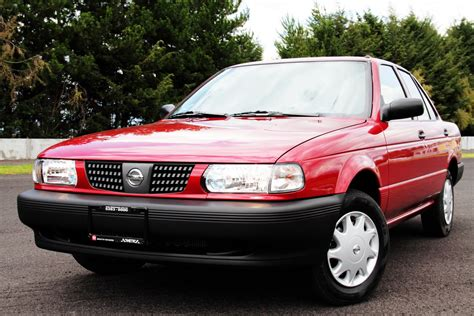 nissan tsuru nissan to kill its 7 500 mexican sentra from the 1990s