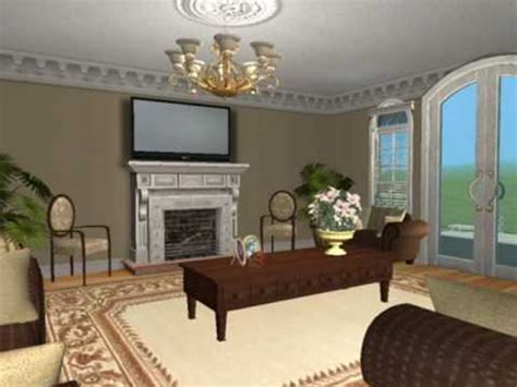 Sims 2 Luxury Homes Sims 2 Luxury Home 4