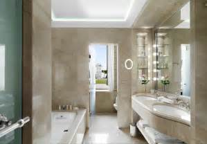 Designing A Bathroom by The Delectable Hotel Du Cap Eden Rock