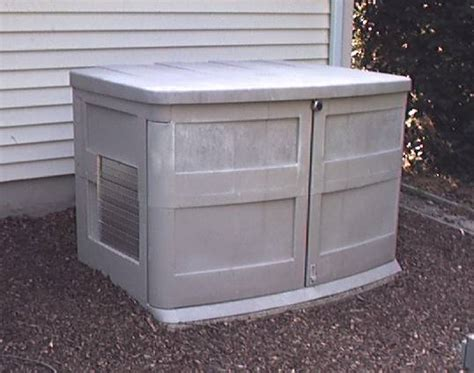 Shed For Portable Generator by Metal Generator Sheds Pdf Shed Plans