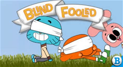 The Amazing World Of Gumball Blind Fooled the amazing world of gumball network south east asia