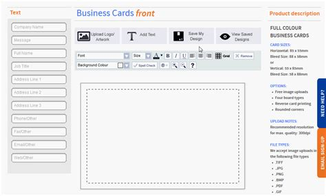 How Do I Use My Facebook Gift Card - 4 new design studio features to help make your business cards rock